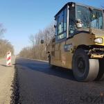 Дорожные работы в Одесской области