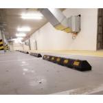 Захист та безпека за допомогою гумових накладок, упорів та демпферів на стіни, кути та колонни.