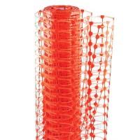 50м Аварийное ограждение пластиковая сетка барьер ПС-01