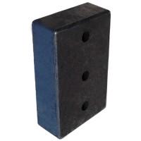 Настенный упорный бампер резиновый РБ-01