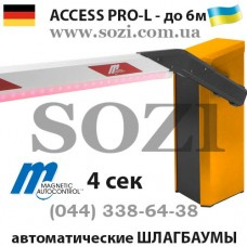 Автоматический шлагбаум Magnetic ACCESS PRO L