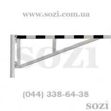 Механический шлагбаум поворотный МШ02
