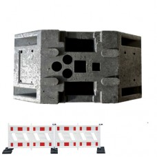 ДП27 подставка для дорожных ограждений 27кг