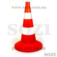 Конус дорожный мягкий 520мм Сози КДМ-05