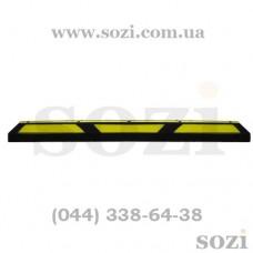 Колесоотбойник резиновый РК-01