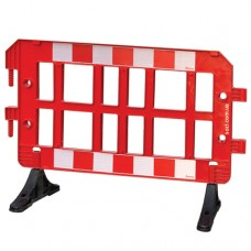 Дорожный барьер на ножках ДБ-03-Р 1.5м