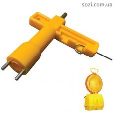 ДФ-01-ключ для дорожного сигнального фонаря