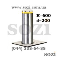 Автоматический столбик FAAC J200 HA - нерж.сталь