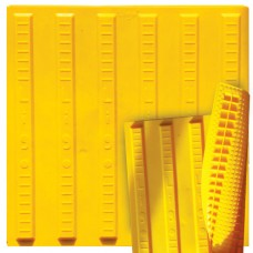 Эластичная полиуретановая тактильная плитка направляющая Сози ПТ-12-400х400 - низкая цена в грн, в т.ч. с НДС, доставка по Украине