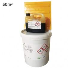 Клей для полиуретановой тактильної плитки ПТ-К2-14.4