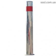 Стовпчик СНБ-750-100 з нержавіючої сталі - 75см