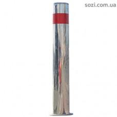 Стовпчик СНБ-750-120 з нержавіючої сталі - 75см