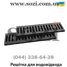 Решетка для водоотвода ВР-01