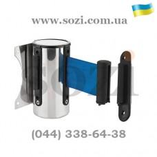 Настенная кассета с вытяжной лентой 2м - НТ-02